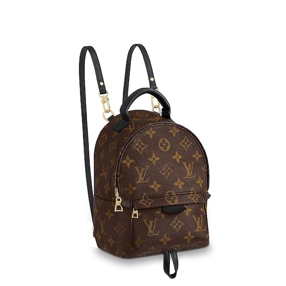 7da504a6a Louis Vuitton Bags | Iso Only Mini Palm Springs Lv Backpack | Poshmark